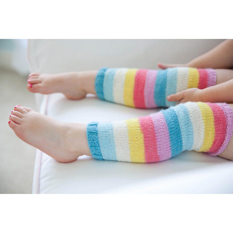 Striped Leg Warmies