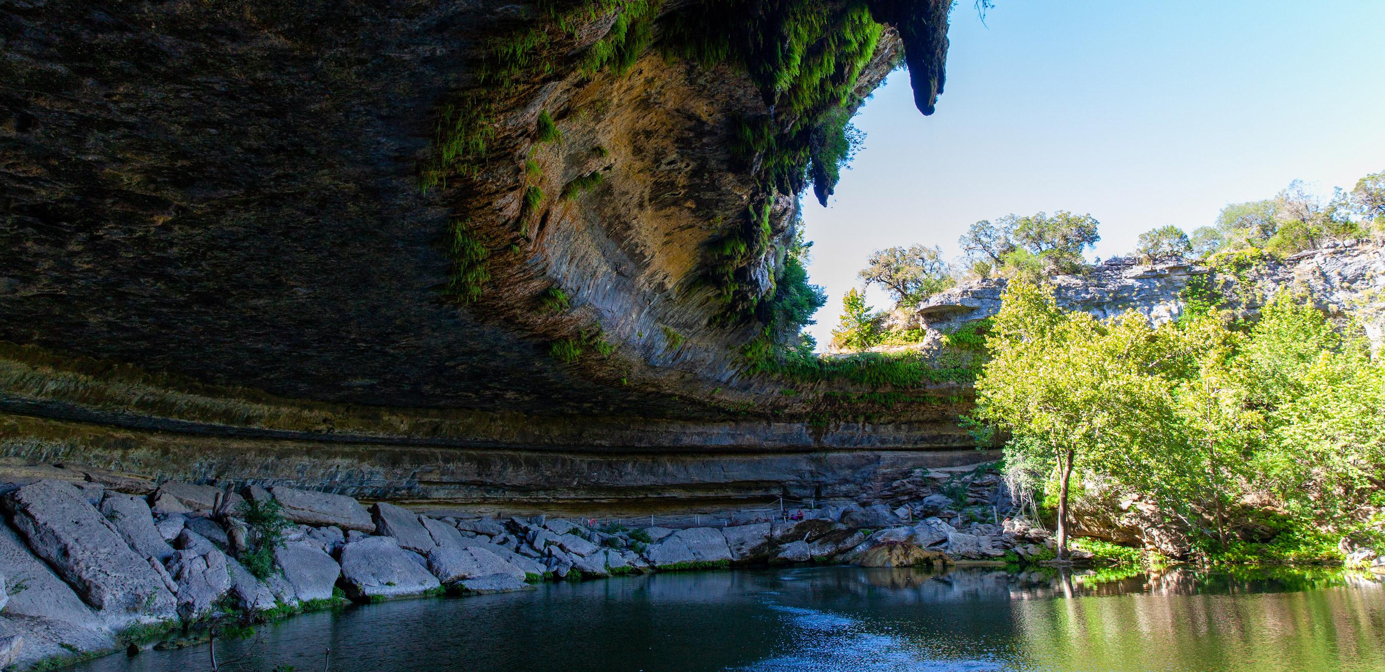 Hamilton Pool Preserve – Austin, TX