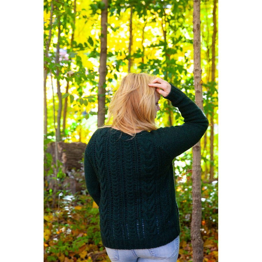 Evergreen Pullover