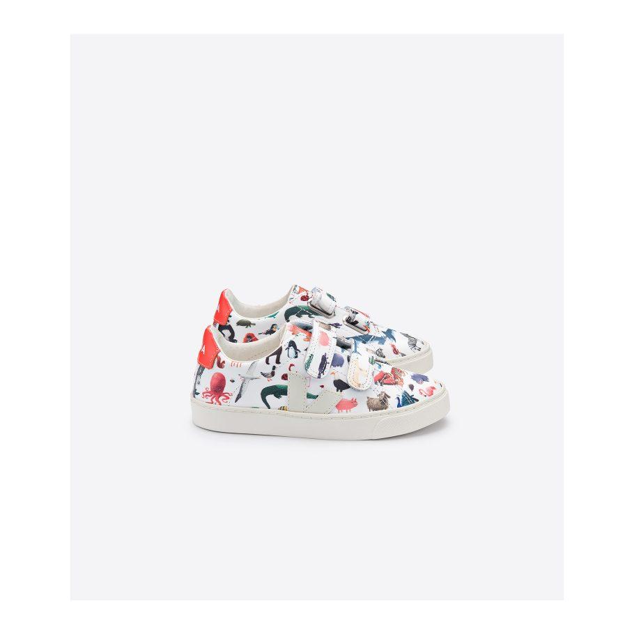Veja x Oliver Jeffers Shoes