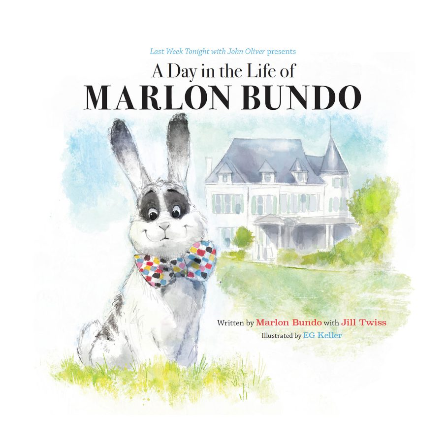 A Day in the Life of Marlon Bundo from Last Week Tonight with John Oliver