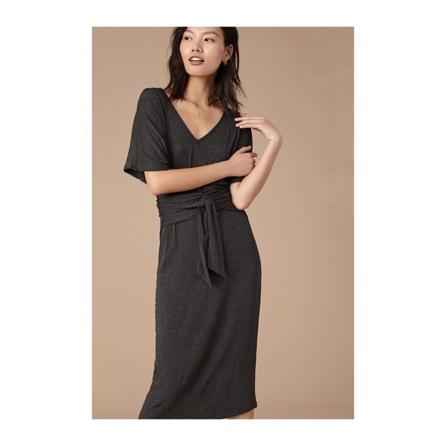 Midi Knit Dress