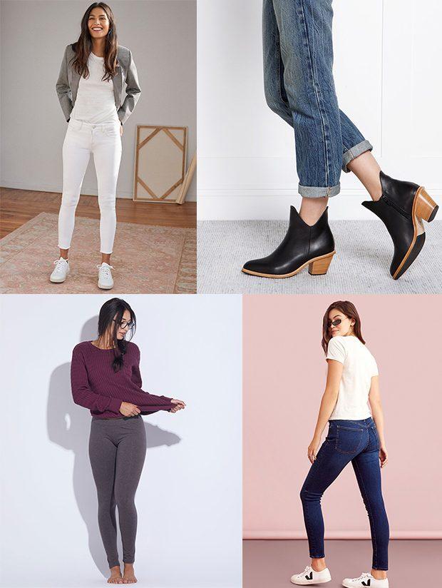 Things I'm Loving: Ethical Fashion Basics