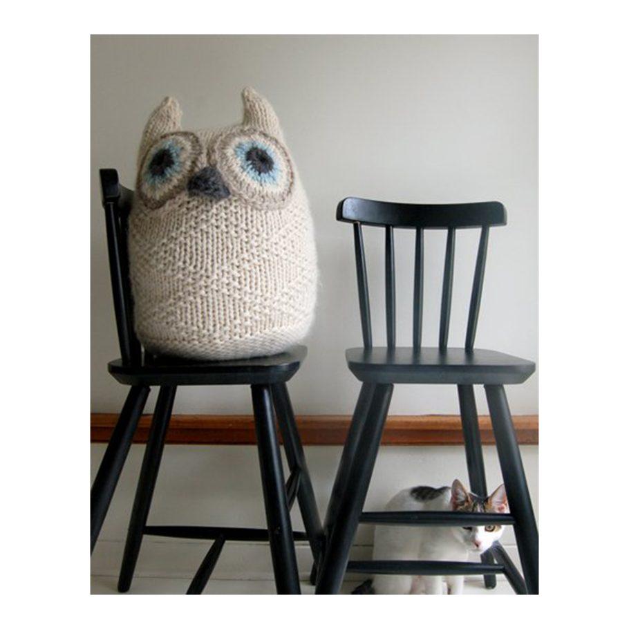 Big Snowy Owl