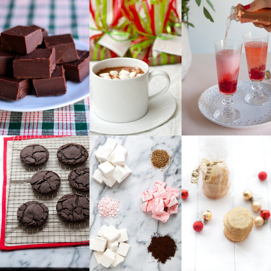 Cocktails, Cocoa and Cookies