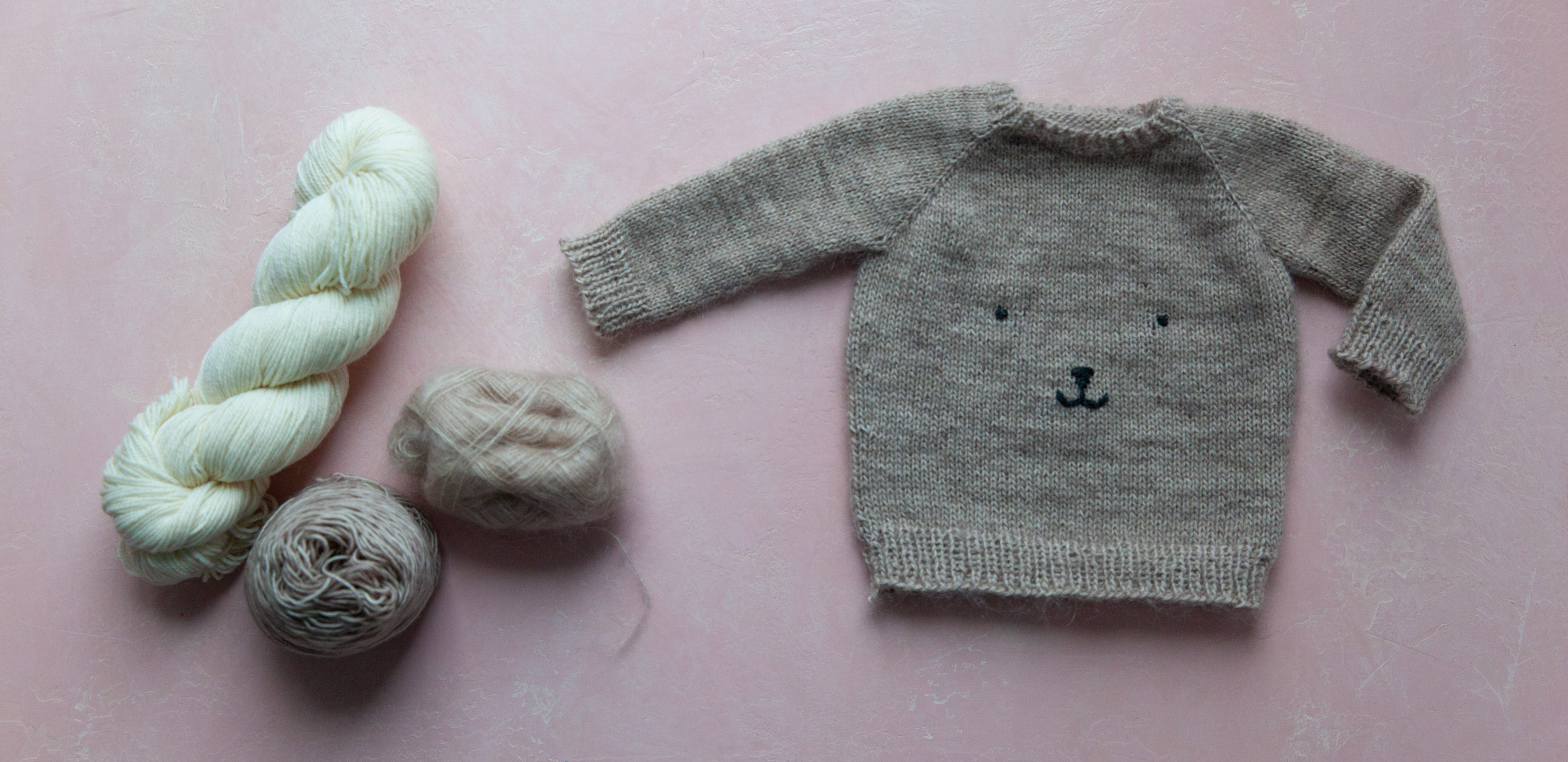 Baby Bear Sweater