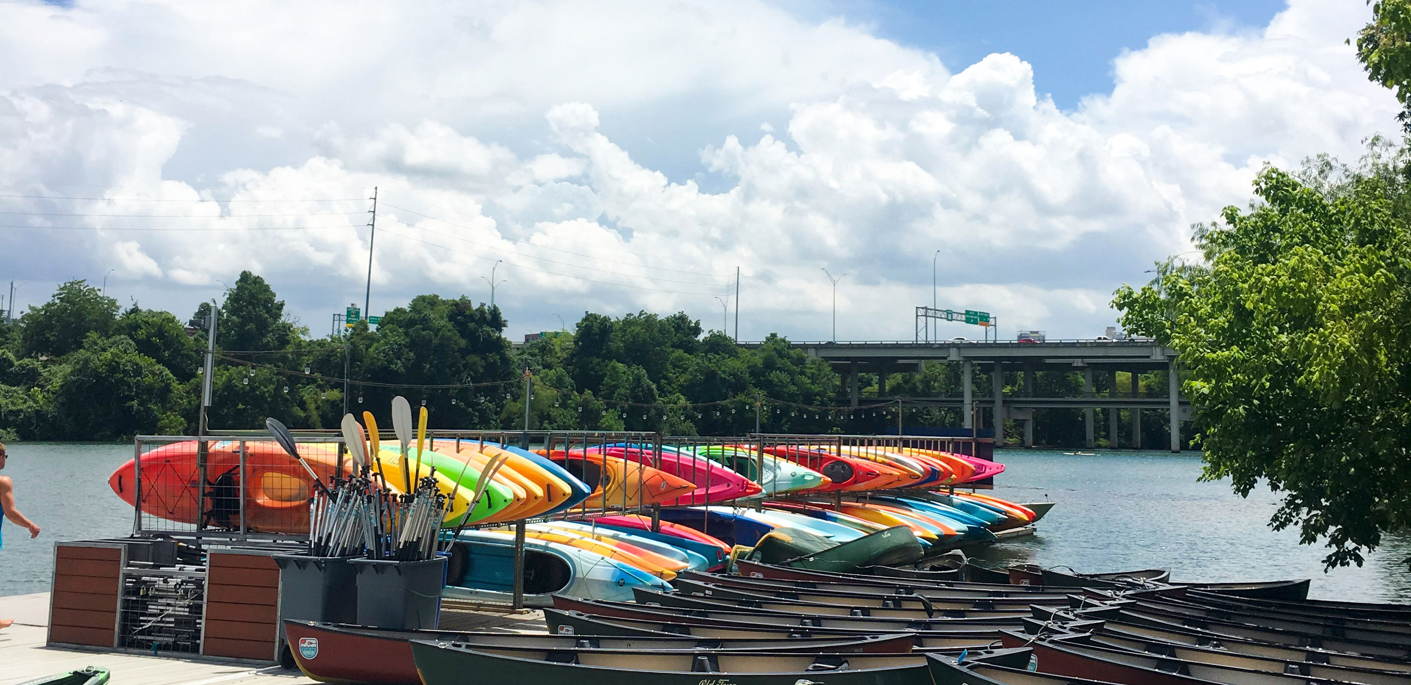 The Rowing Dock – Austin, TX