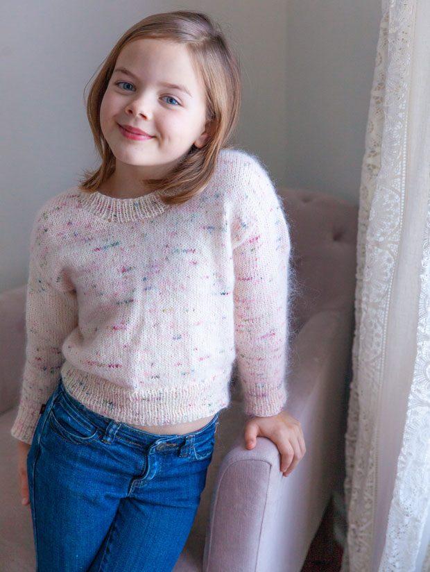 221e7a7118e6 Vertical Stripes Sweater · Sprinkle Sweater