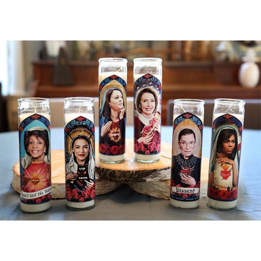 Woke Women Prayer Candle Set