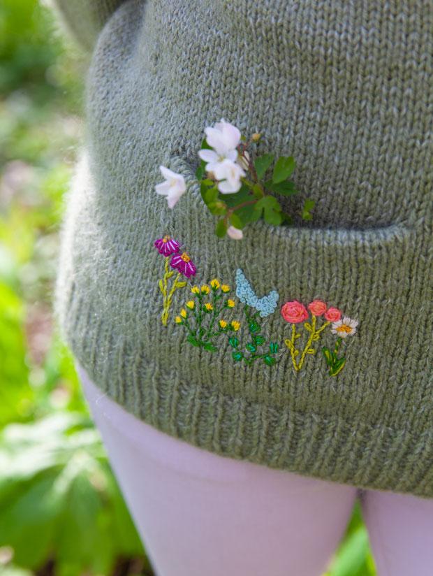 Flower Child Cardigan