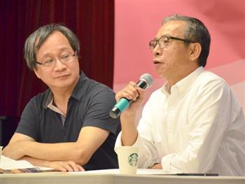小野、念真:台灣已經改變了
