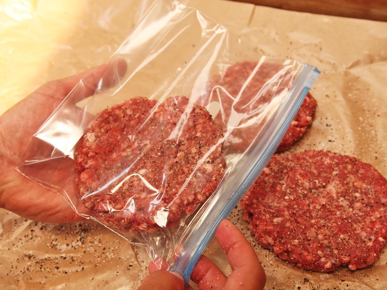 Sous vide hamburger for Cuisine sous vide