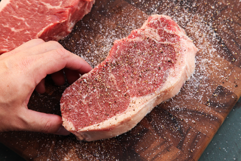 recipe using strip steak disintegration zoom