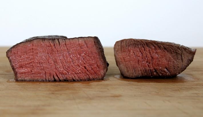 Sous Vide Medium-Rare Steak