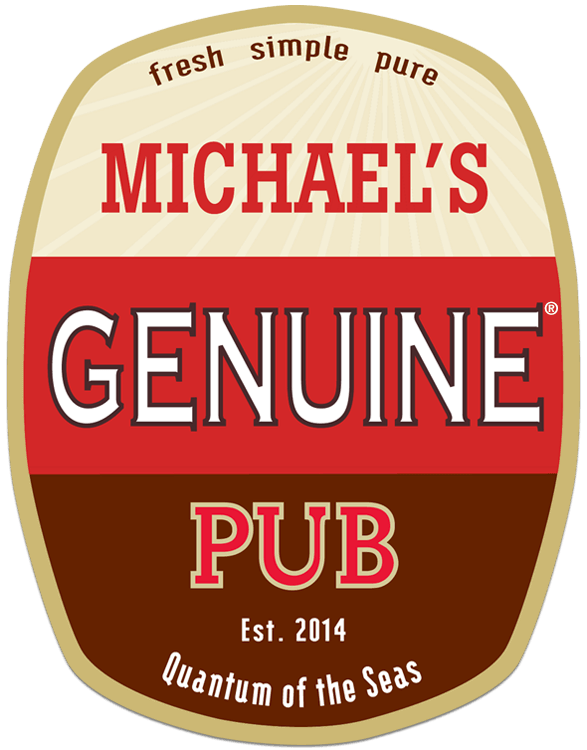 Michael's Genuine® Pub - Royal Caribbean