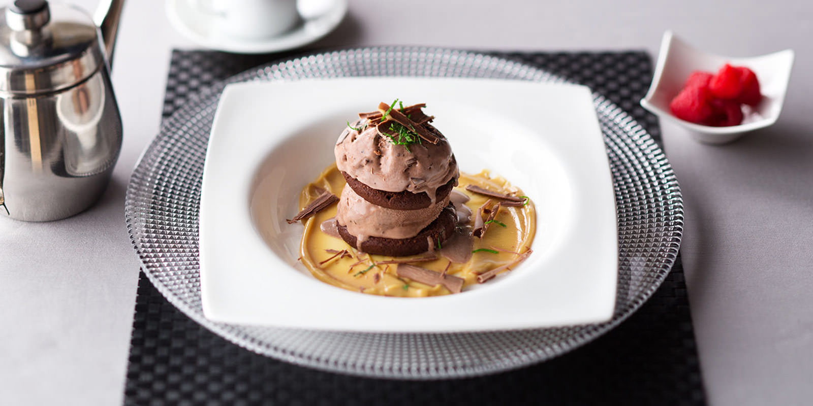 Milk Chocolate Gelato | Chic | Royal Caribbean
