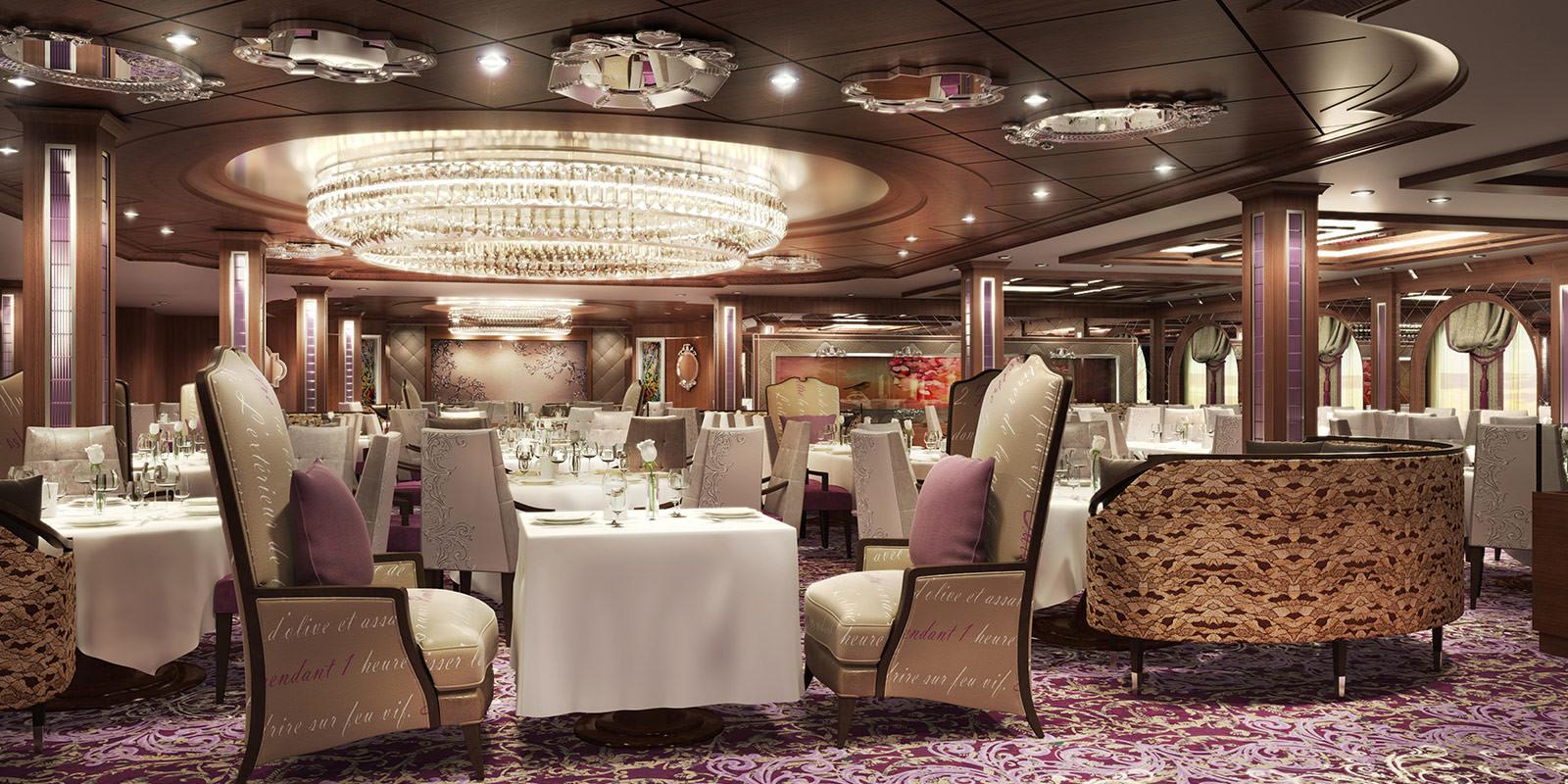 The Grande Restaurant | Royal Caribbean