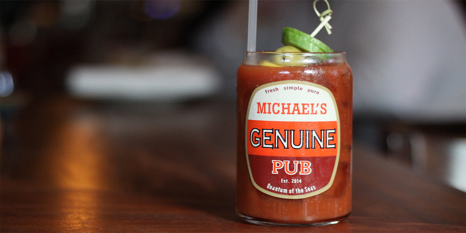 Michael's Genuine Pub | Royal Caribbean