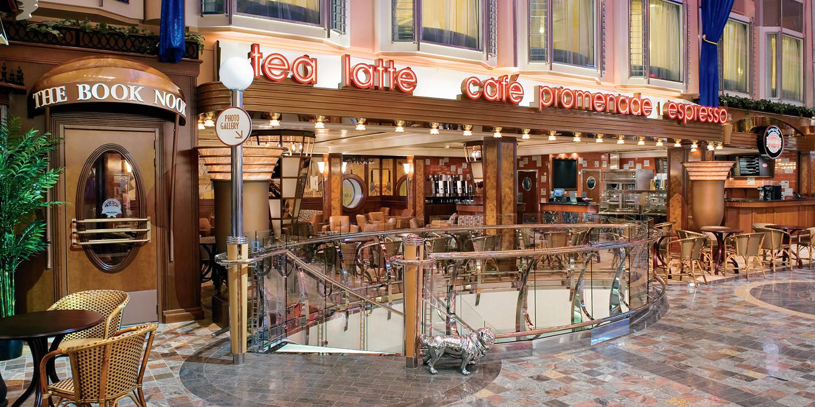 S Cafe Promenade Menu
