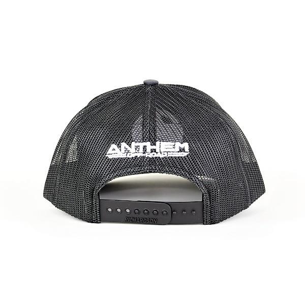Classic Trucker Black & Charcoal Hat