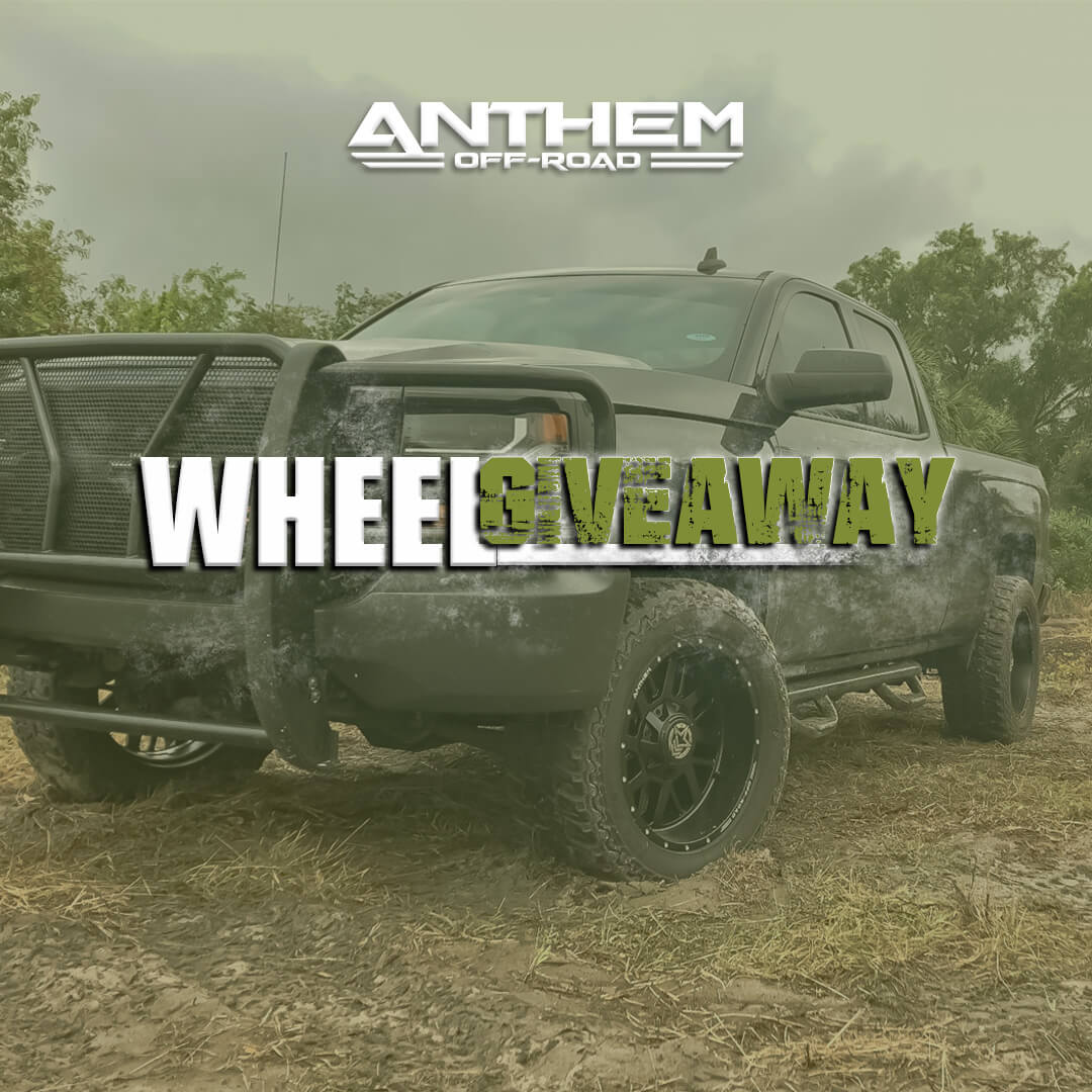 Anthem Wheels Gleam Giveaway