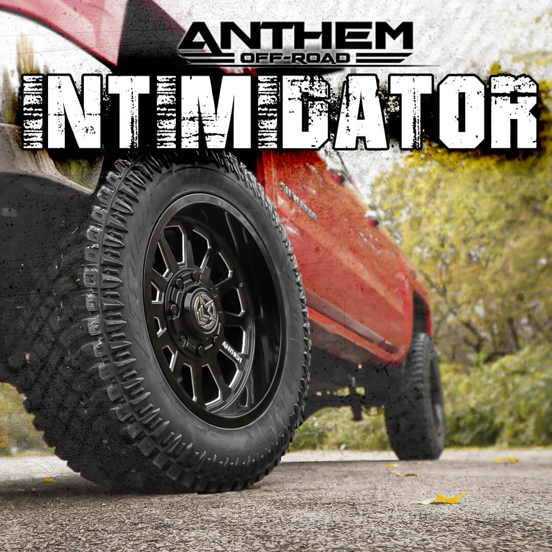 Anthem's Newest Wheel - The Intimidator
