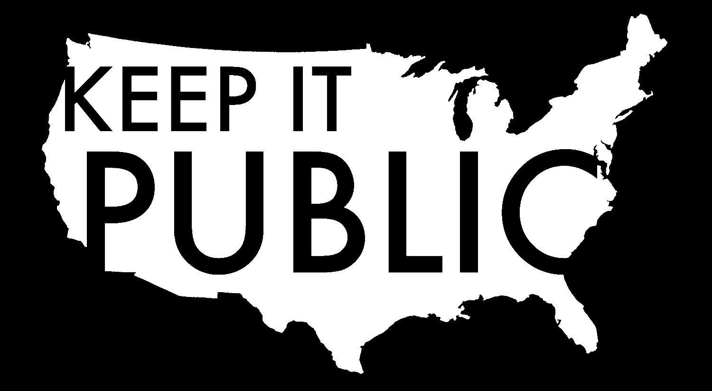 Coalition for Public Land - Logo