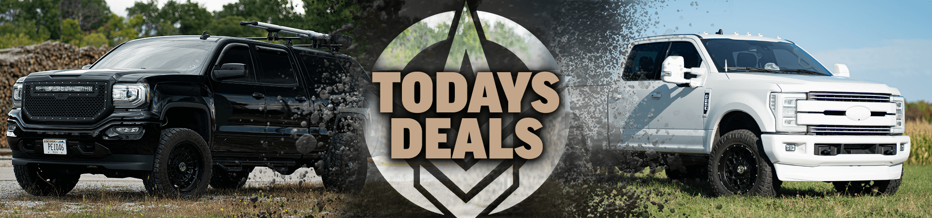 Anthem Off-Road Today's Deals