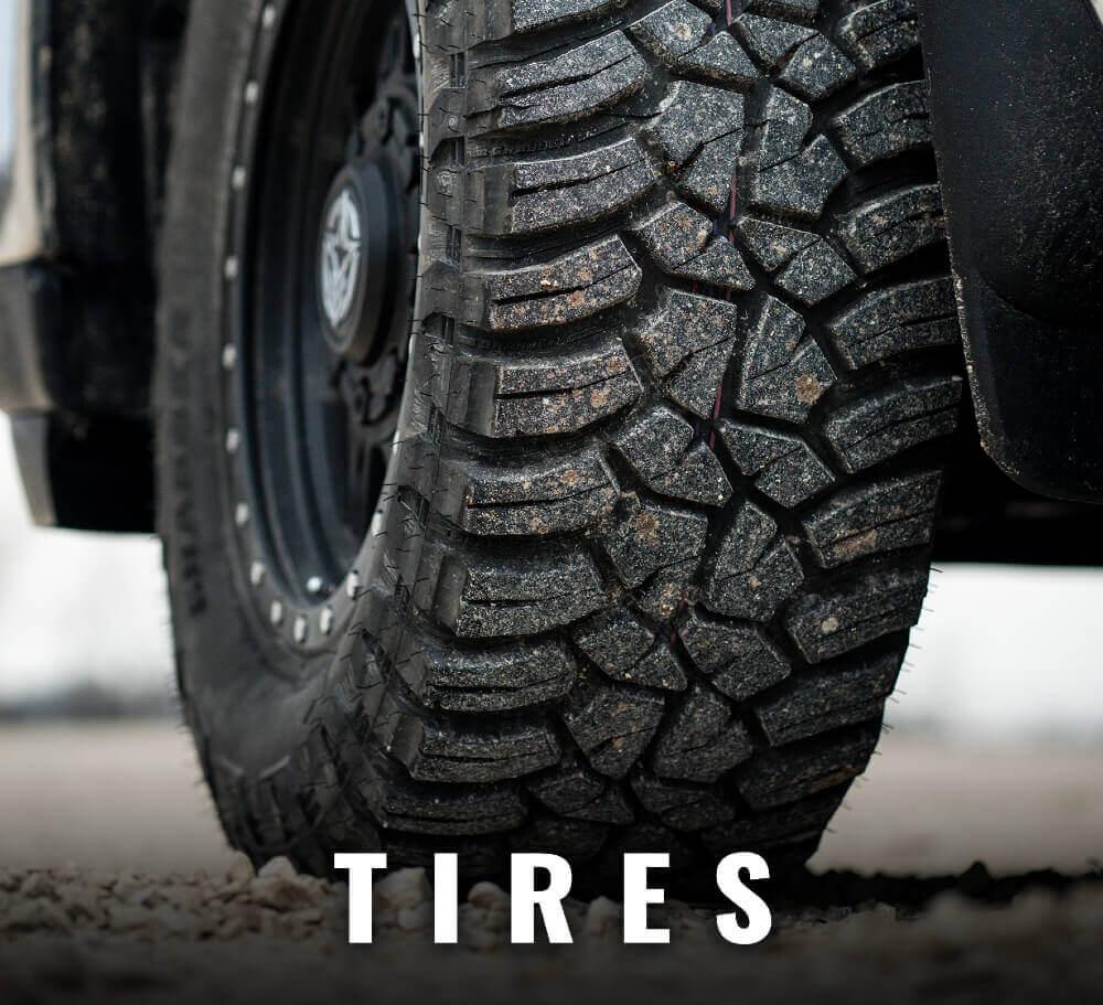 Shop Partnered Tire Brands