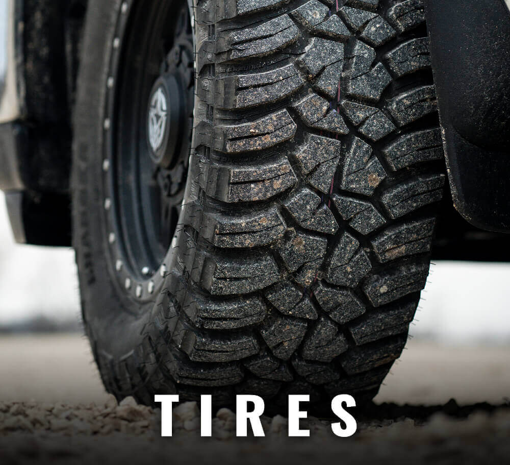 Shop Partnered Tire Brands