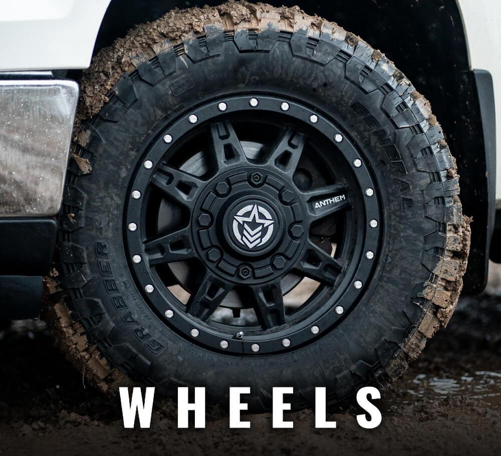 Wheel & Tires