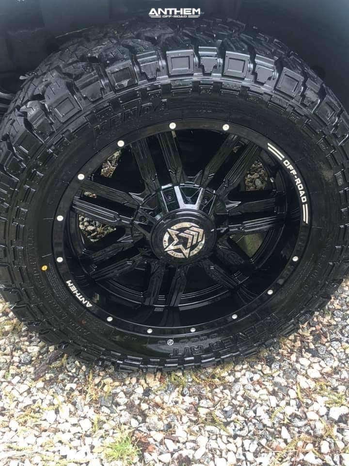8 2015 Wrangler Jeep Unlimited Sahara Teraflex Leveling Kit Anthem Off Road Equalizer Black