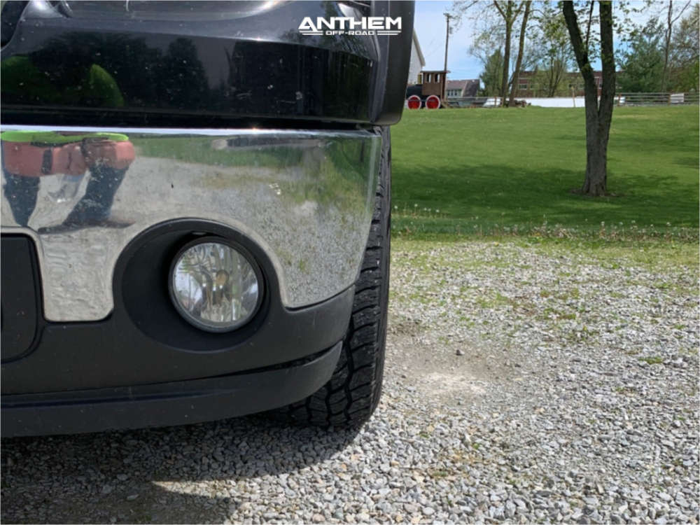 2 2011 Sierra 1500 Gmc Stock Stock Anthem Off Road Avenger Machined Accents