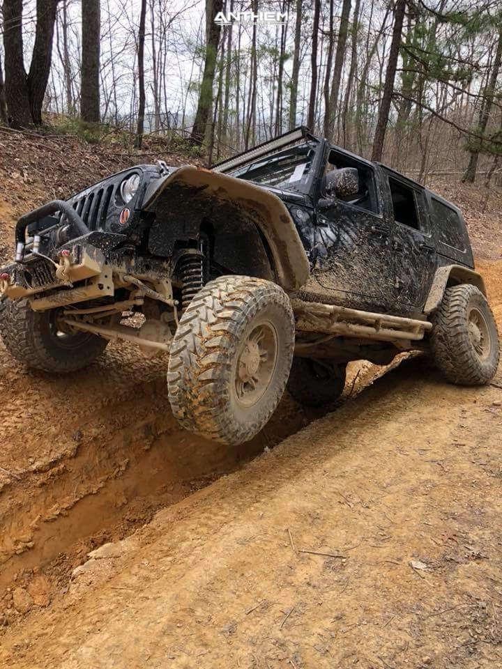 8 2010 Wrangler Jk Jeep Base Teraflex Suspension Lift 6in Anthem Off Road Aviator Black