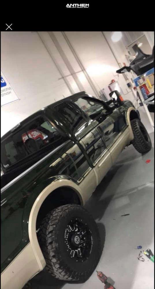 3 2000 F 250 Super Duty Ford Skyjacker Suspension Lift 35in Anthem Enforcers Black