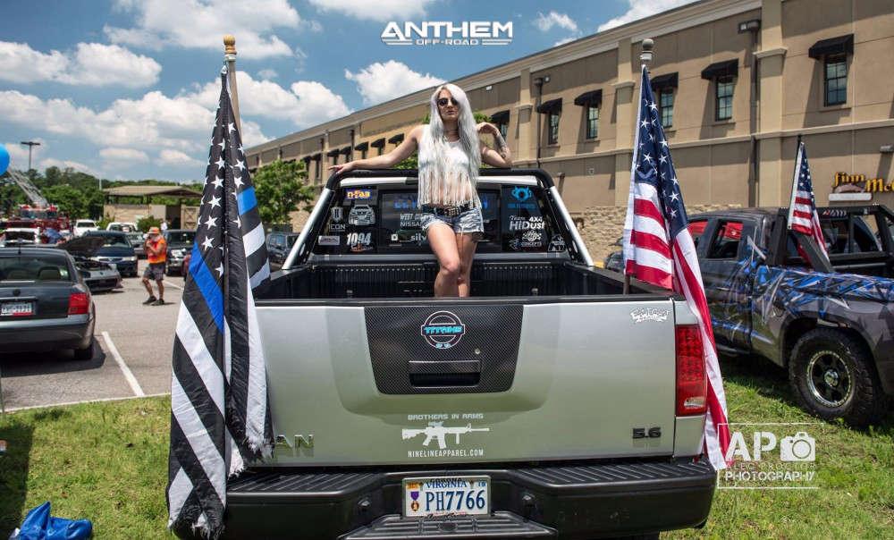 3 2006 Titan Nissan King Off Road Suspension Lift 6in Body 3in Anthem Off Road Gunner Blue