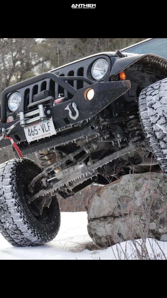15 2016 Wrangler Jk Jeep Base Teraflex Suspension Lift 4in Anthem Off Road Aviator Black