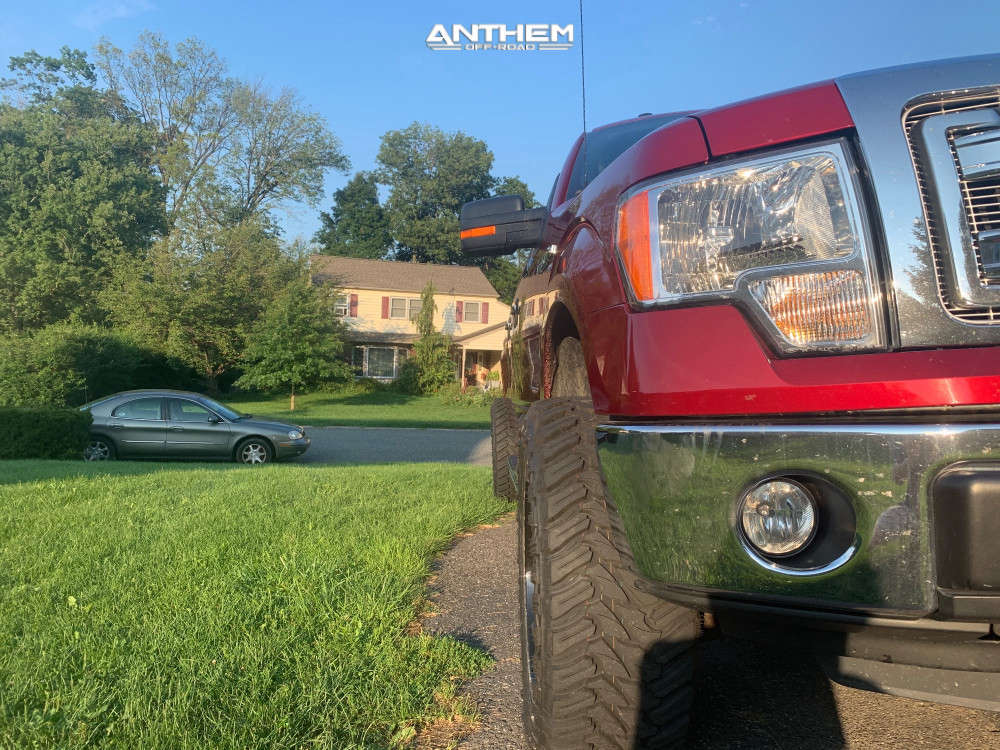9 2014 F 150 Ford 2 Inch Level Leveling Kit Anthem Off Road Gunner Black