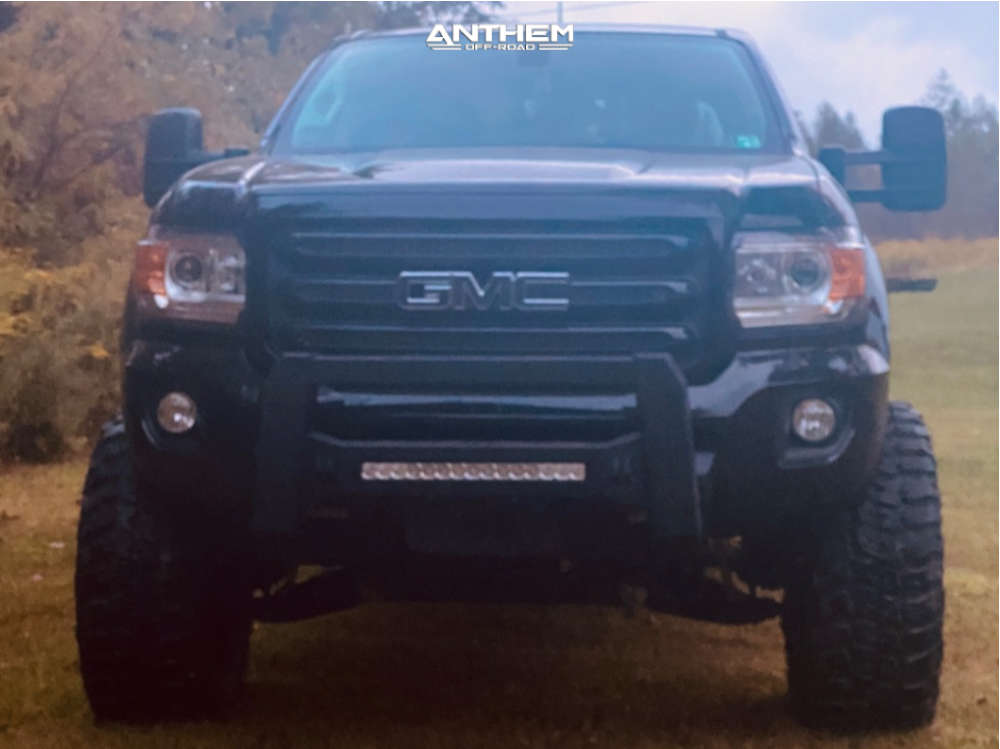 2 2019 Canyon Gmc Zone Suspension Lift 8in Anthem Off Road Equalizer Machined