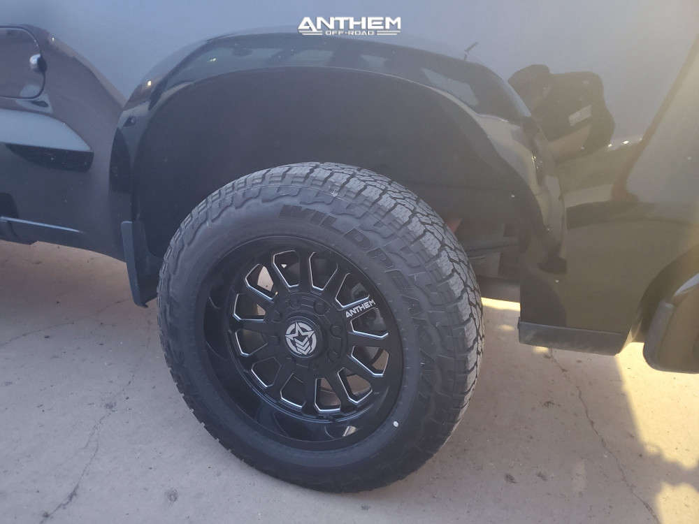 10 2019 Silverado 1500 Chevrolet Motofab Leveling Kit Anthem Off Road Intimidator Machined Accents