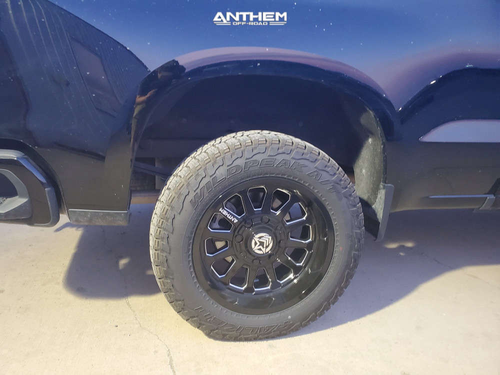 11 2019 Silverado 1500 Chevrolet Motofab Leveling Kit Anthem Off Road Intimidator Machined Accents