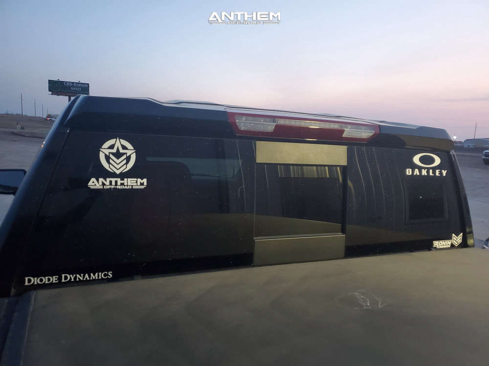12 2019 Silverado 1500 Chevrolet Motofab Leveling Kit Anthem Off Road Intimidator Machined Accents