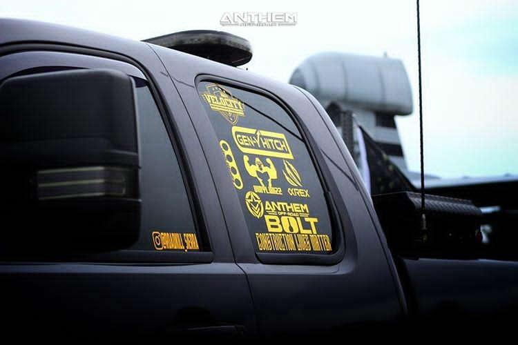 12 2011 Sierra 1500 Gmc Superlift Suspension Lift 10in Anthem Off Road Intimidator Machined Black