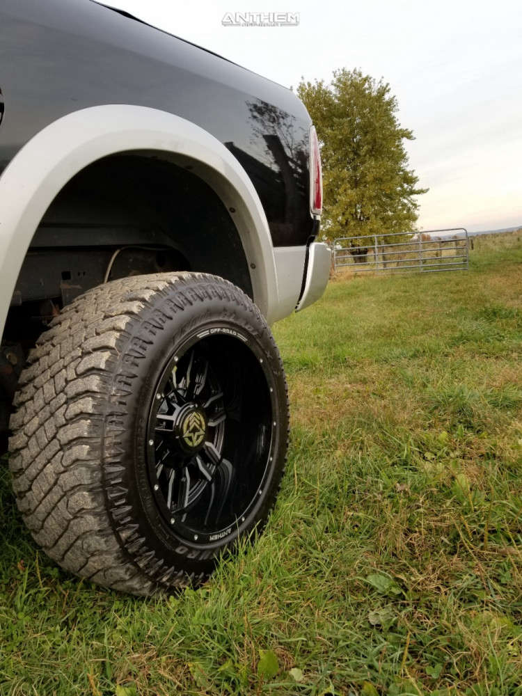 10 2015 2500 Ram Readylift Suspension Lift 3in Anthem Off Road Equalizer Machined Accents