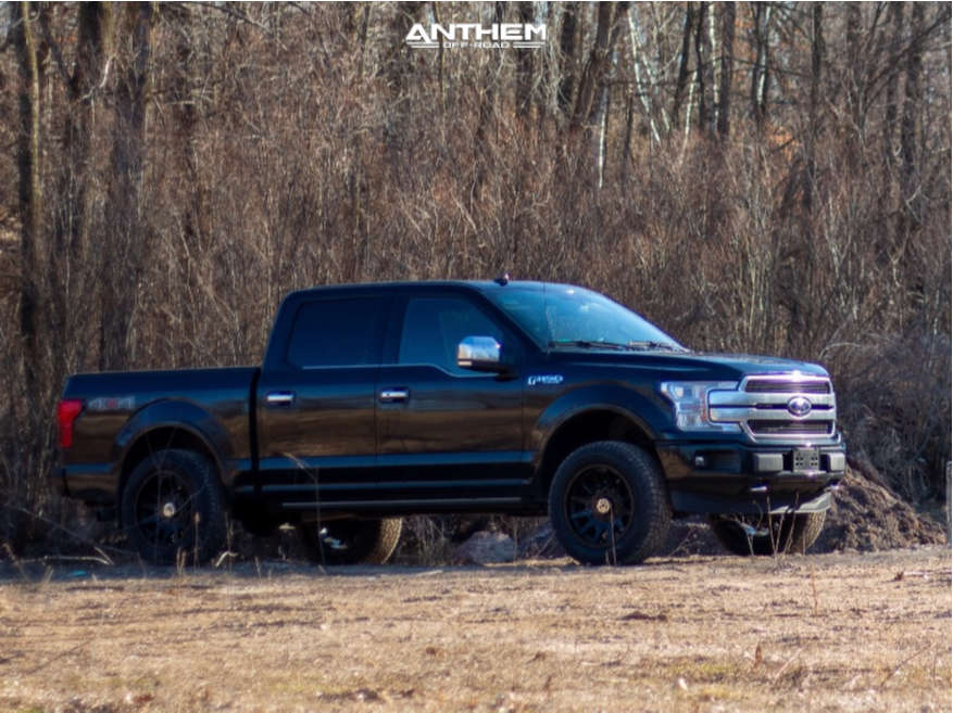 13 2019 F 150 Ford 2 Inch Level Leveling Kit Anthem Off Road Liberty Black