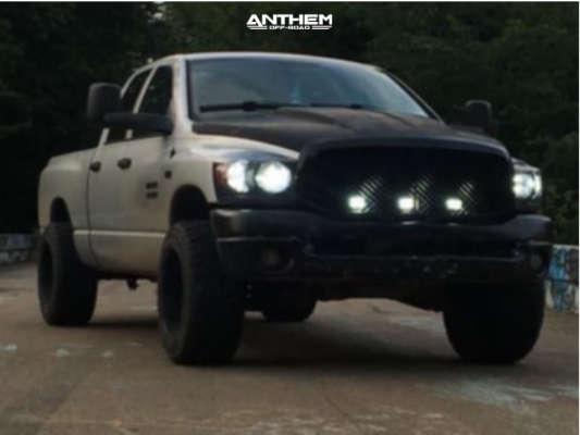 1 2008 Ram 1500 Dodge 3 Inch Level Leveling Kit Anthem Off Road Gunner Black
