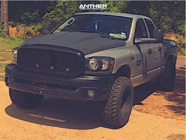3 2008 Ram 1500 Dodge 3 Inch Level Leveling Kit Anthem Off Road Gunner Black