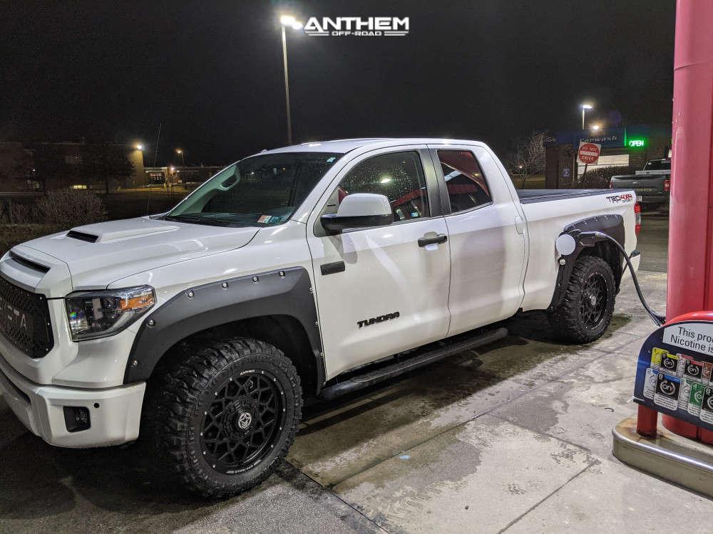 11 2018 Tundra Toyota Bilstein Stock Anthem Off Road Avenger Black