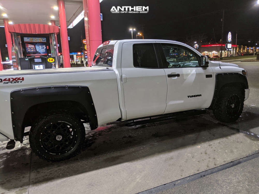 9 2018 Tundra Toyota Bilstein Stock Anthem Off Road Avenger Black