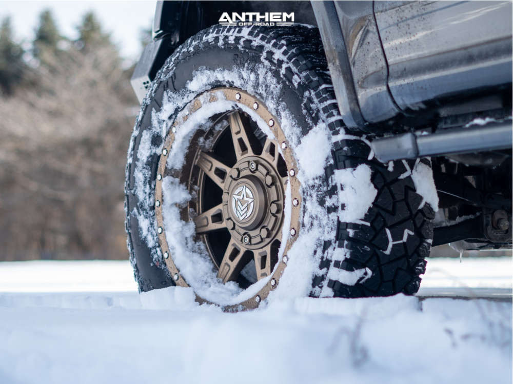 6 2018 F 150 Ford Superlift Suspension Lift 6in Anthem Off Road Rogue Bronze